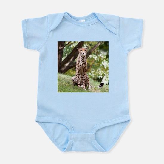Watching Cheetah Body Suit
