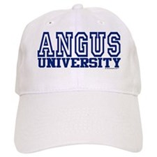 ANGUS University Baseball Cap