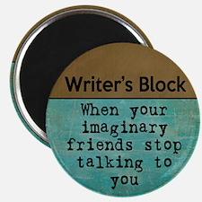 Writer's Block Magnets