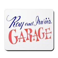 Ray and Irwin's Mousepad