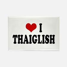 Love I Thaiglish Magnets