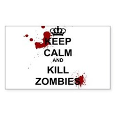 zombie Decal
