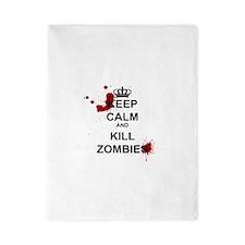 zombie Twin Duvet
