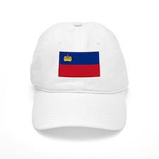 Liechtenstein Flag Baseball Cap