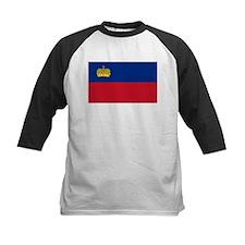 Liechtenstein Flag Tee