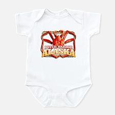 DUTCH HARBOR CRABBING Infant Bodysuit