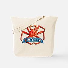 DUTCH HARBOR ALASKA Tote Bag