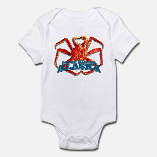 DUTCH HARBOR ALASKA Infant Bodysuit