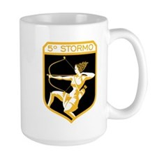 Ensign_of_the_5º_Stormo_of_the_Italian_Air_F Mugs