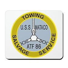 US NAVY SHIPS THE USS MATACO ATF-86 A MI Mousepad