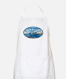 DUTCH HARBOR ALASKA BBQ Apron