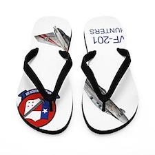 Cute Aviator Flip Flops