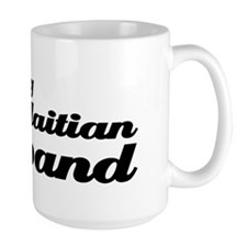 I love my Haitian Husband Mug