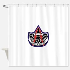 224 Aviation Bn.psd.png Shower Curtain
