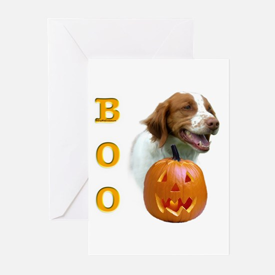 Brittany Boo Greeting Cards (Pk of 10)