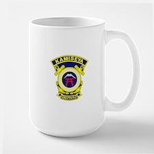 US Navy Security Group Activity KAMISEYA Japa Mugs