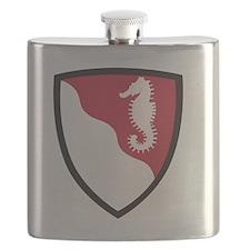 36th Engineer Brigade Flask