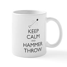 Cute Hammer throw Mug