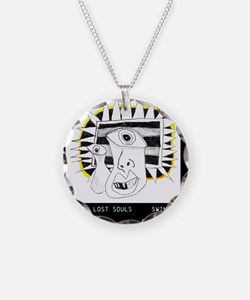Pink Floyd Wish You Were Her Necklace