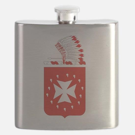 14th Field Artillery.png Flask