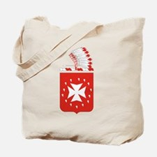 14th Field Artillery.png Tote Bag