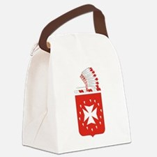 14th Field Artillery.png Canvas Lunch Bag