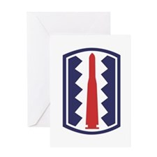 197 Infantry Brigade Greeting Cards