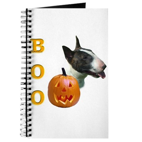 Bull Terrier Boo Journal