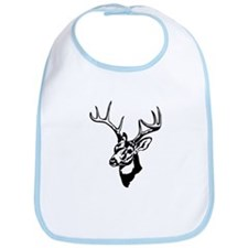 8 Point Buck - Whitetail Bib