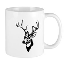 8 Point Buck - Whitetail Mug