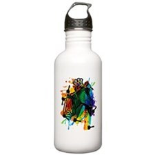 Z for Zebra Water Bottle
