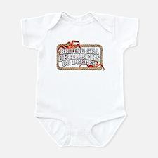 CRABBERS GO DEEPER Infant Bodysuit