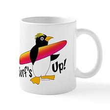 Surf's Up! Penguin Mug