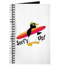 Surf's Up! Penguin Journal