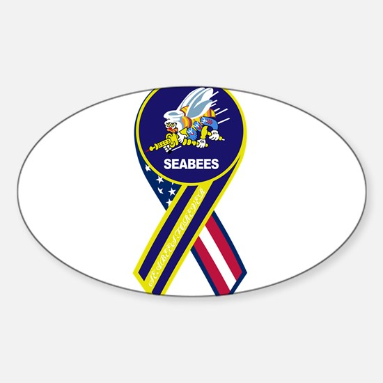 seabees_navy_patch Decal