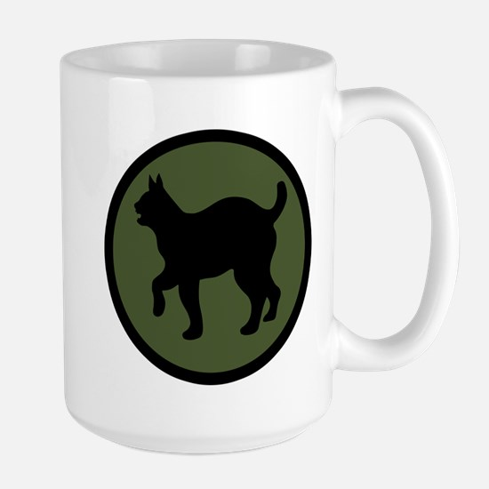 81st Infantry Division Mugs