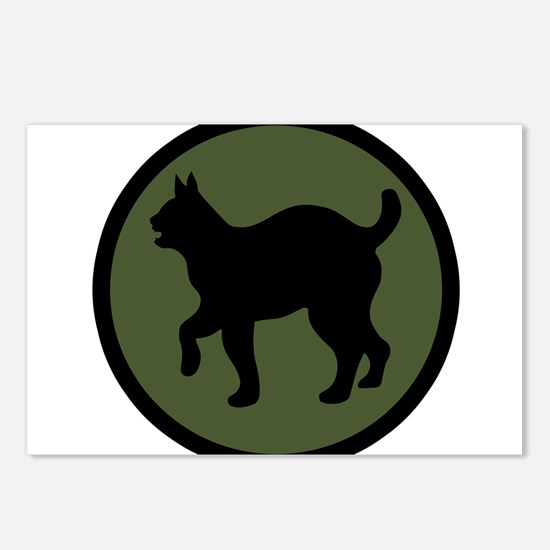 81st Infantry Division.pn Postcards (Package of 8)