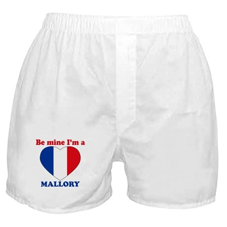 Mallory, Valentine's Day Boxer Shorts