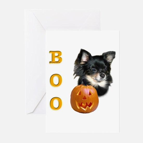 Chihuahuas Boo Greeting Cards (Pk of 10)