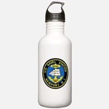 NEWPORT US Naval Stati Water Bottle