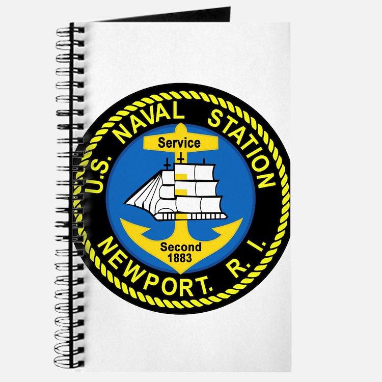 NEWPORT US Naval Station Rhode Island Mili Journal