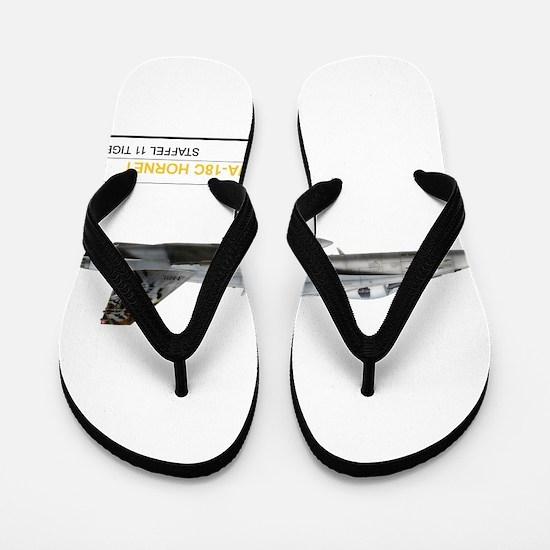 STAFFEL_11_TIGER_F18.png Flip Flops