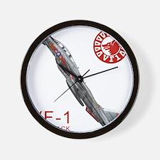 vf101logo10x10_apparel.jpg Wall Clock