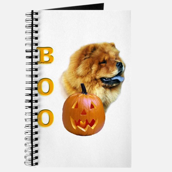 Chow Chow Boo Journal