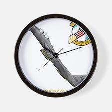 Funny Strike Wall Clock