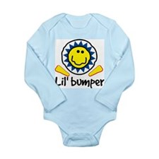 Cute Pinball Long Sleeve Infant Bodysuit
