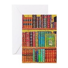 Library Greeting Cards (Pk of 20)