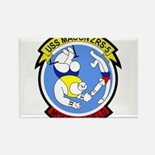 ZRS-5 USS MACON US NAVY Airship for scouti Magnets