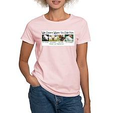 Animal Voices Women's T-Shirt