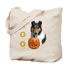Smooth Collie Boo Tote Bag